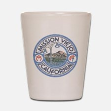 Vintage Mission Viejo Shot Glass