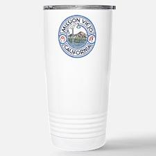 Vintage Mission Viejo Travel Mug