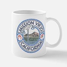 Vintage Mission Viejo Mug