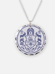 Vintage San Diego Seal Necklace