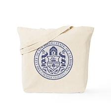 Vintage San Diego Seal Tote Bag