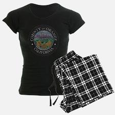 Faded Orange County Pajamas