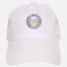 Faded Orange County Baseball Baseball Baseball Cap