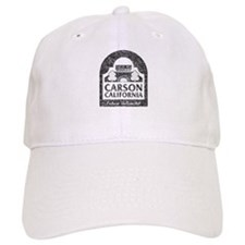 Vintage Carson California Baseball Baseball Baseball Cap