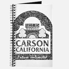 Vintage Carson California Journal