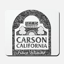 Vintage Carson California Mousepad