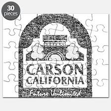 Vintage Carson California Puzzle