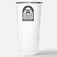 Vintage Carson California Travel Mug