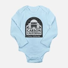 Vintage Carson California Body Suit