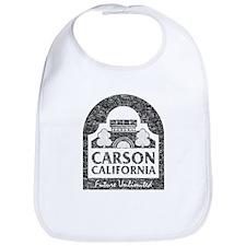 Vintage Carson California Bib