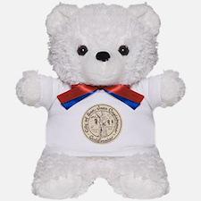 Vintage San Juan Capistrano Teddy Bear