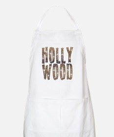 Hollywood Stars and Coffee Apron