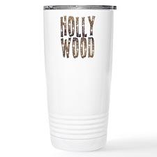 Hollywood Stars and Coffee Travel Mug
