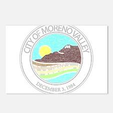 Vintage Moreno Valley Postcards (Package of 8)