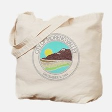 Vintage Moreno Valley Tote Bag