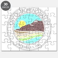 Vintage Moreno Valley Puzzle