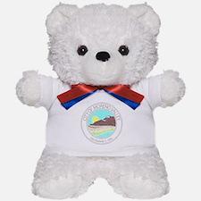 Vintage Moreno Valley Teddy Bear