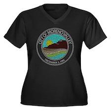 Vintage Moreno Valley Plus Size T-Shirt