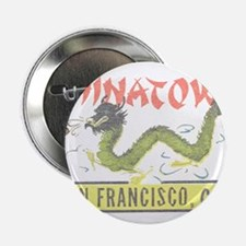 "Vintage Chinatown 2.25"" Button (100 pack)"