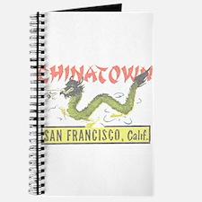 Vintage Chinatown Journal