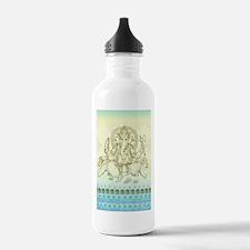 Ganesha Dip Dye Water Bottle