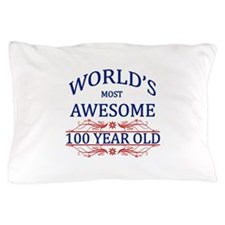 World's Most Awesome 100 Year Old Pillow Case