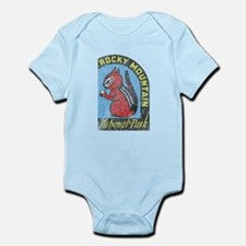 Rocky Mountian Park Body Suit