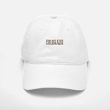 Colorado Stars and Coffee Baseball Baseball Baseball Cap