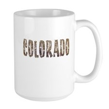 Colorado Stars and Coffee Mug