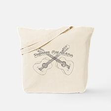Vintage Denver Guitars Tote Bag