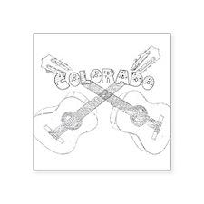 Vintage Colorado Guitars Sticker