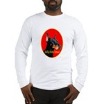 Jolly Dobe Xmas Long Sleeve T-Shirt