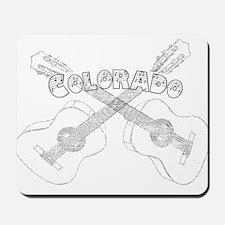 Vintage Colorado Guitars Mousepad