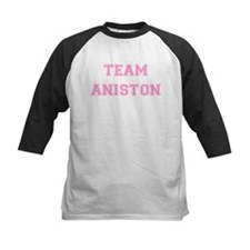 Team Aniston Pink Tee