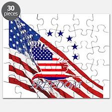 Freedom eagle 4 Puzzle