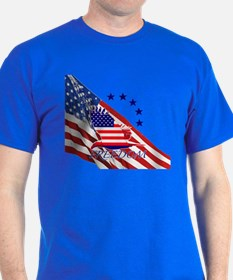 Freedom eagle 4 T-Shirt