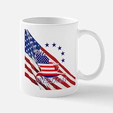 Freedom eagle 4 Mug