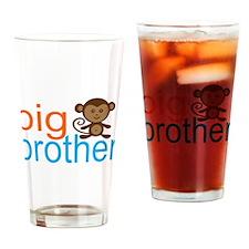 Monkey Big Brother Drinking Glass