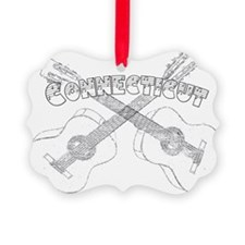Connecticut Guitars Ornament