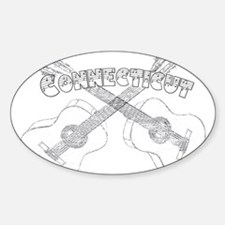 Connecticut Guitars Decal