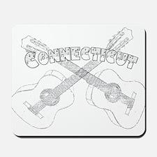 Connecticut Guitars Mousepad