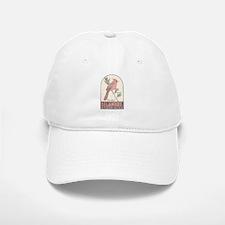 Vintage Delaware Cardinal Baseball Baseball Baseball Cap