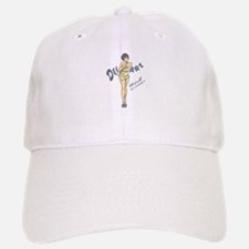 Vintage Delaware Pinup Baseball Baseball Baseball Cap