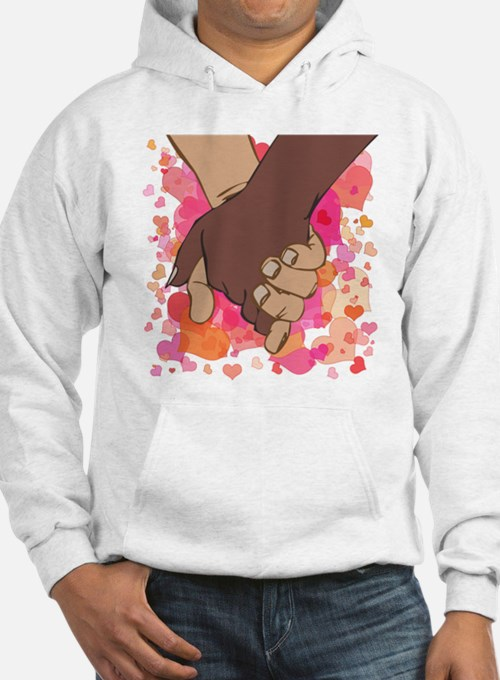 HOLDING HANDS 2 Hoodie
