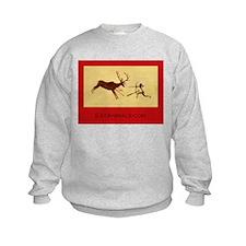 EatAnimals.com Sweatshirt