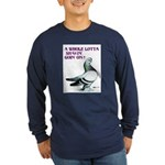 Shaking Berliner Long Sleeve Dark T-Shirt