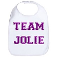 Team Jolie Purple Bib