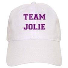Team Jolie Purple Baseball Cap