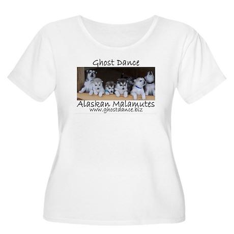 Ghost Dance Alaksan Malamute puppies Women's Plus