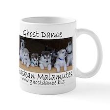 Ghost Dance Alaksan Malamute puppies Mug